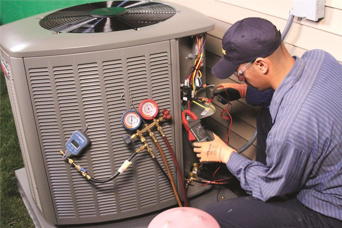 heating and air conditioning services near me